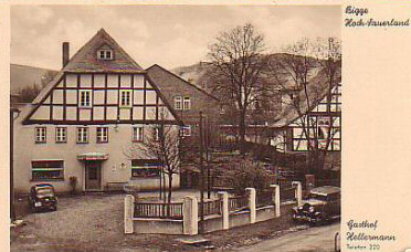 Gasthof Hellermann in Bigge